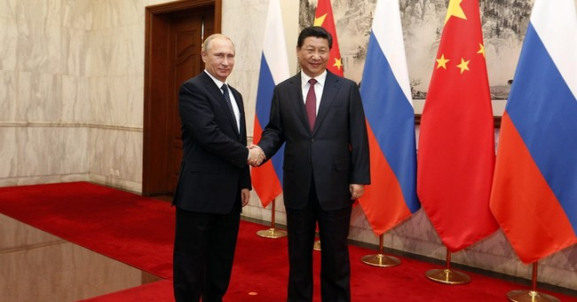 China, Russia sign accord on second gas route