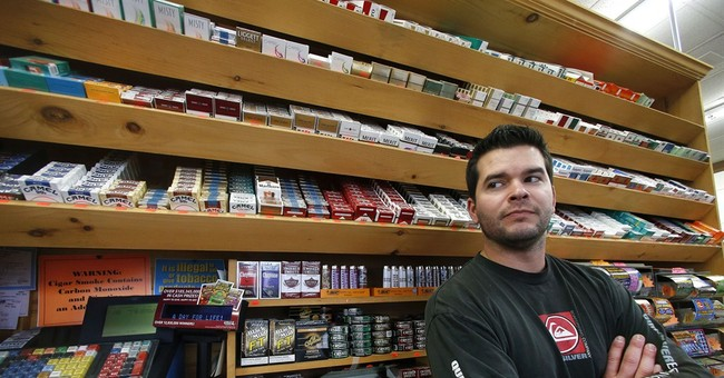 Massachusetts town weighs nation's 1st tobacco ban