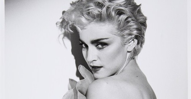 Madonna's clothes from films, wedding auctioned