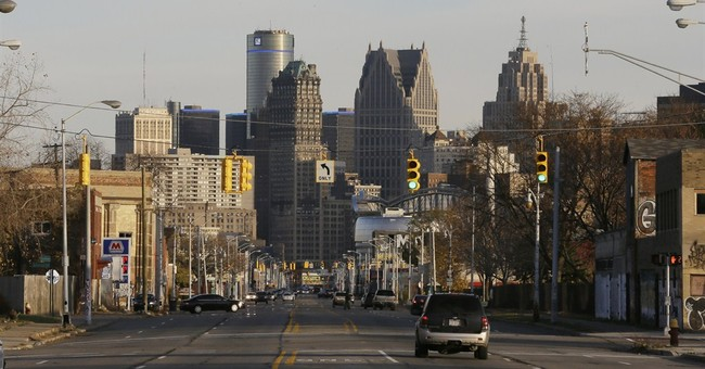 Detroit starts down the road to recovery, respect