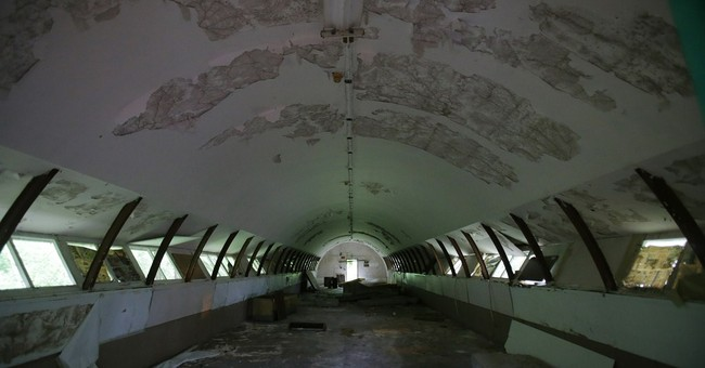 AP PHOTOS: A look at the world's abandoned places