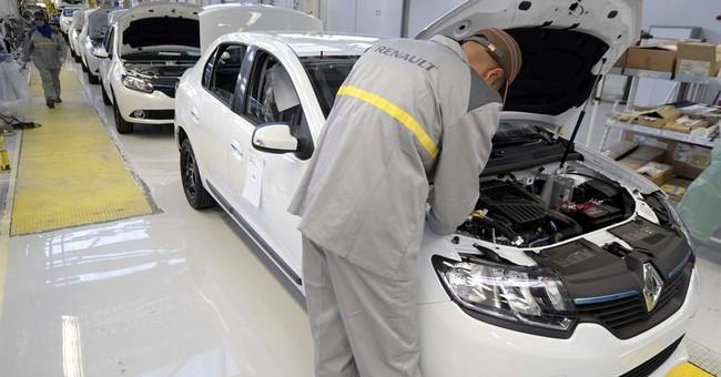 Algeria inaugurates new Renault plant in Oran