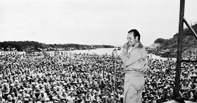 Bob Hope's lasting legacy of more than laughs