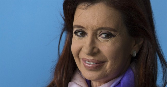 Argentines unfazed as president continues recovery