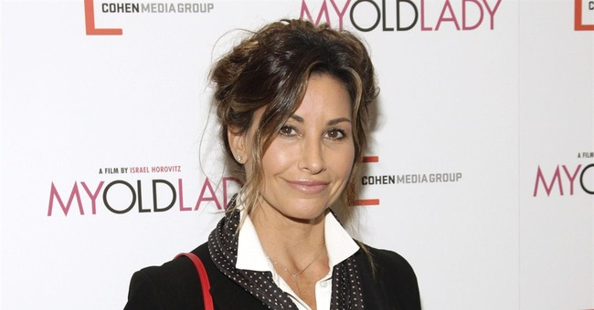 Gina Gershon steps into a touring ghost story