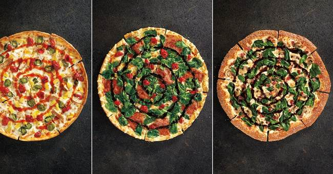 Pizza Hut's revamp: Curry crusts, balsamic drizzle