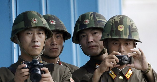 S. Korea fires warning shots near N. Korea border