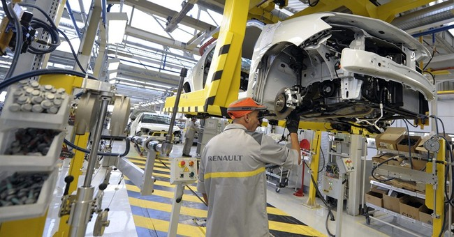 Algeria inaugurates new Renault plant in Oran