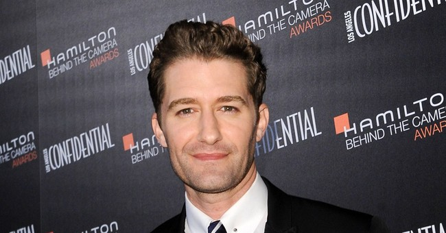 'Glee' star Matthew Morrison excited for Broadway