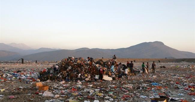 Balkan 'Wild Beauty' Montenegro faces waste woes