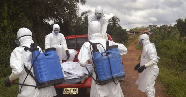 Ebola finds new hotspots outside Liberian capital