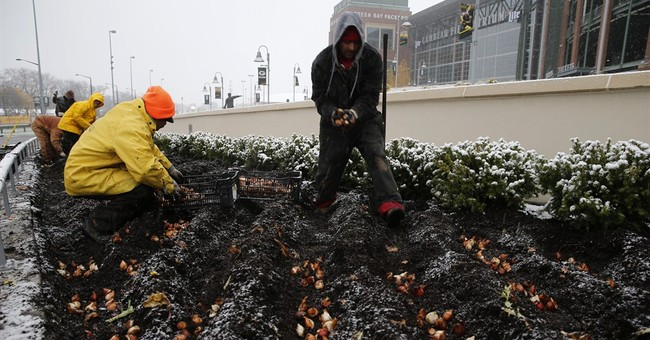 Rockies, Upper Midwest get blast of wintry weather