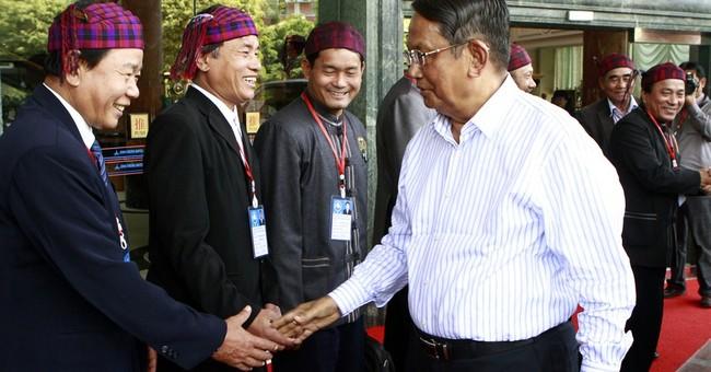 Myanmar Parliament denounces US blacklisting