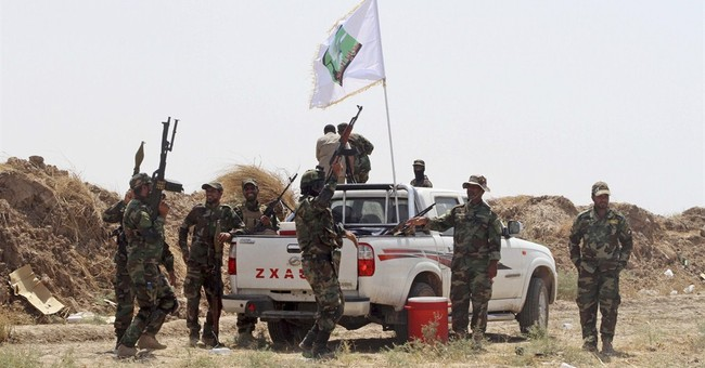 Iraqi Shiite militias grow brutal in anti-IS fight