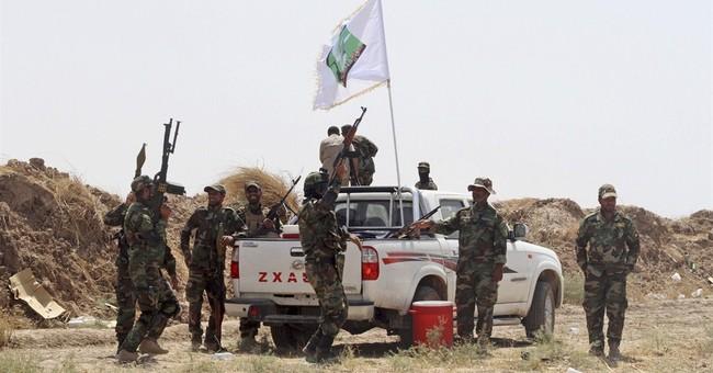 Iraqi Shiite militias grow brutal in anti-IS fight