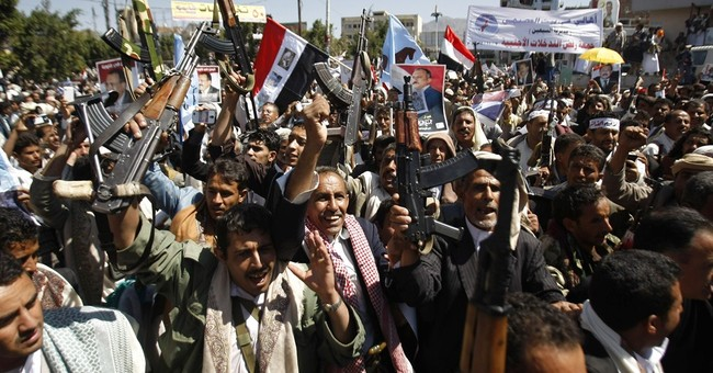 Yemen rebels clash with airport security; 4 killed