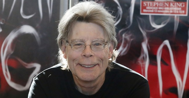 Stephen King's newest book is released