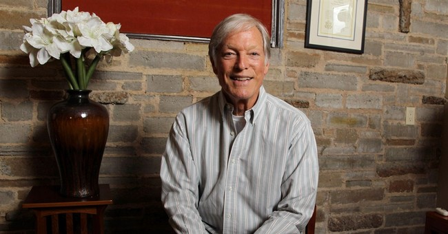 Richard Chamberlain at 80: a happy stage in life