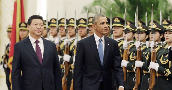 US, China unveil ambitious climate change goals