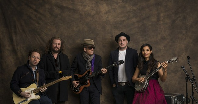 'New Basement Tapes' band takes on Dylan