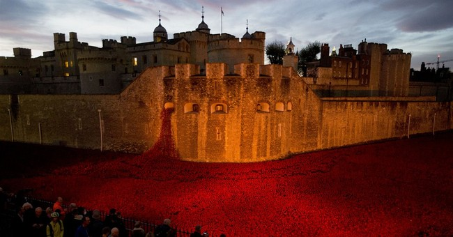 Europe remembers Armistice Day with ceremonies