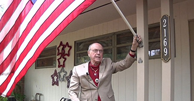 WWII veteran, 92, fought 'don't ask, don't tell'