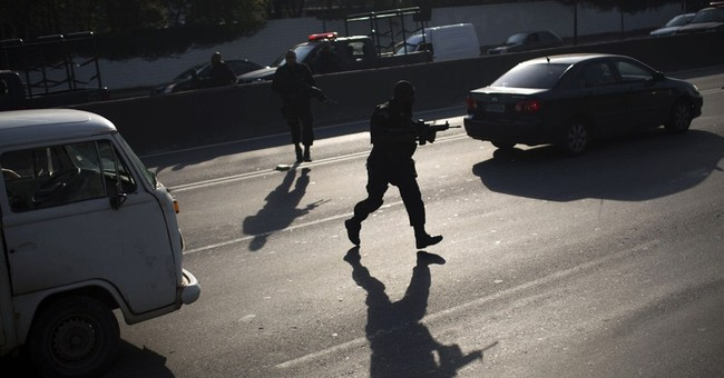 Study: Brazilian police kill about 6 people a day