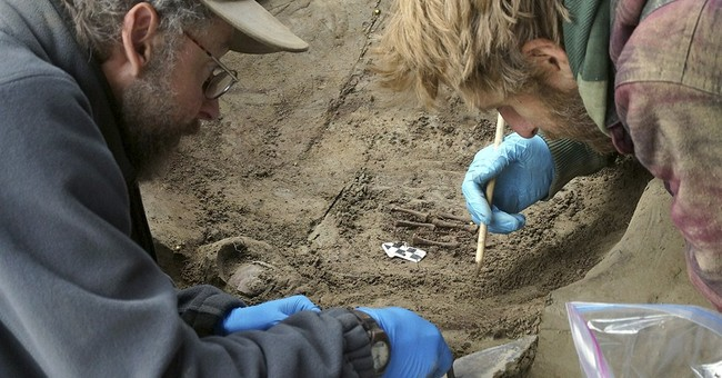 Remains of Ice Age infants uncovered in Alaska