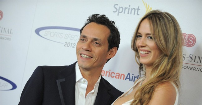 Singer Marc Anthony weds model at Dominican resort