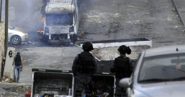 Wave of violence fuels Israeli-Palestinian tension