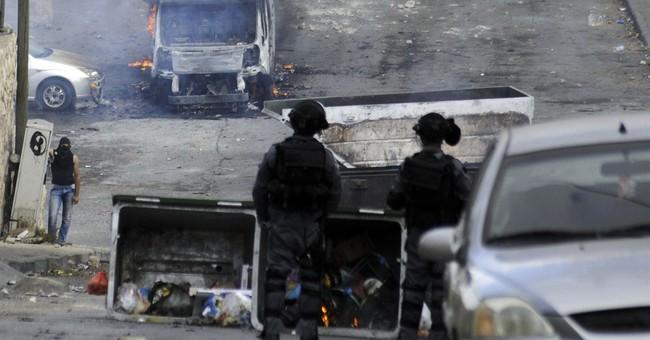 Wave of violence fuels Israeli-Palestinian tension