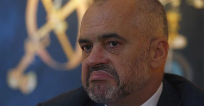 Albanian premier wraps up 2-day Serbia visit