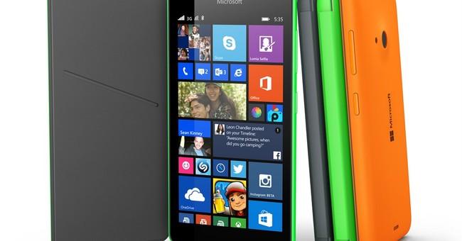 Microsoft drops Nokia name with newest Lumia phone
