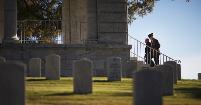 AP PHOTOS: A look at Veterans Day around the US