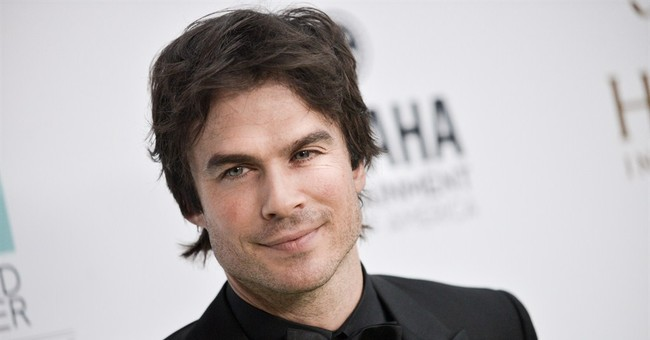 'Vampire Diaries' star opposes proposed fracking