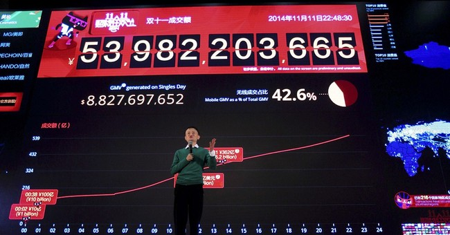 China's online holiday sets record $9.3B sales