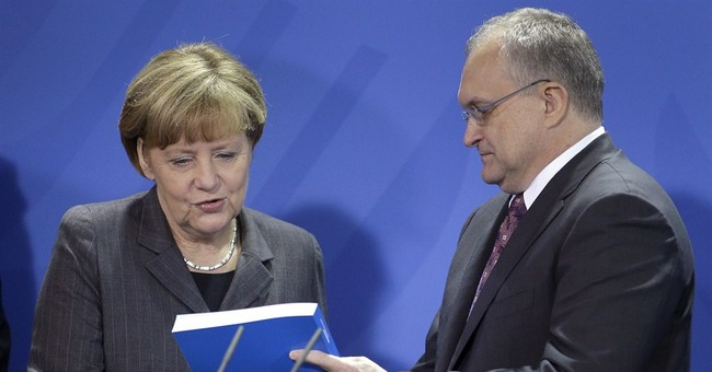 German gov't advisers see 1 pct growth next year