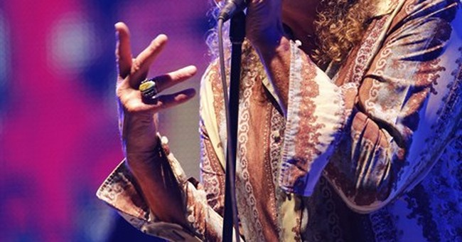 Robert Plant quashes Led Zeppelin reunion claims