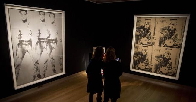 Warhol, de Kooning highlight New York art auction