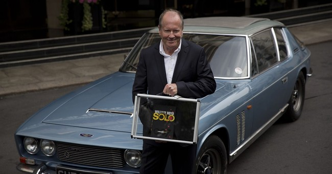 William Boyd writes Land Rover-sponsored book