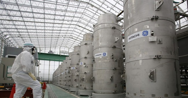 Japan's nuclear cleanup stymied by water woes