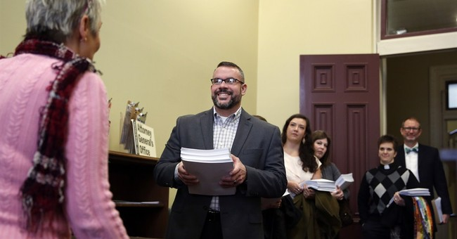 Supreme Court lifts hold on gay marriage in Kansas
