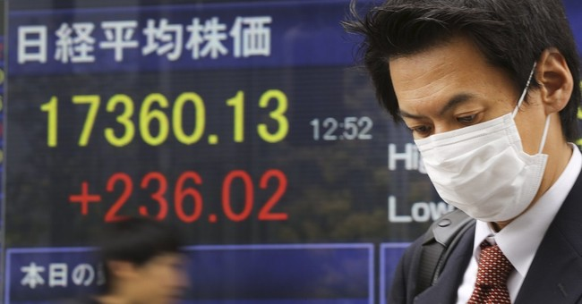 Asian stocks muted after Wall Street retreat