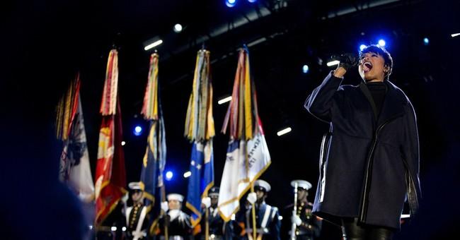 Veterans, soldiers enjoy massive DC concert