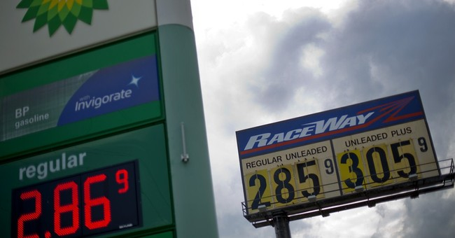 Gov't tells US drivers to get used to cheap gas