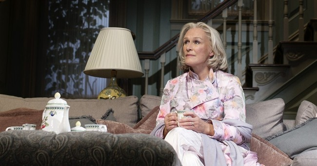 Glenn Close savors 'challenging' Broadway return