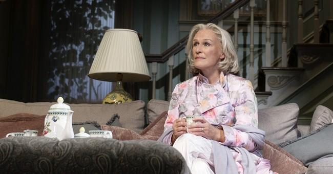 Glenn Close savors 'challenging' Broadway return
