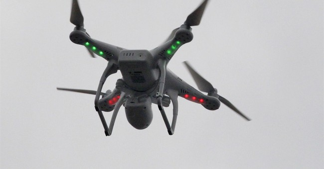 AP Exclusive: Drone sightings up dramatically