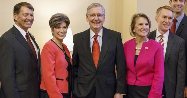 New GOP senators show moderated, cooperative tone