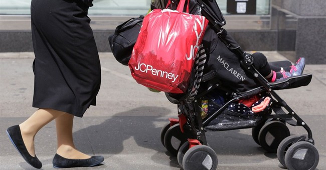 Penney 3Q loss narrows, but sales slow